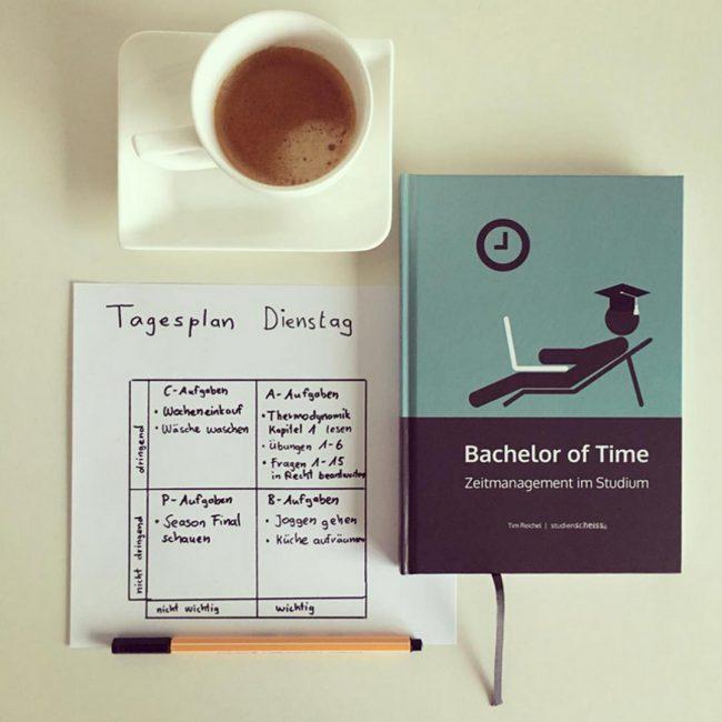 BA of Time Leserbild