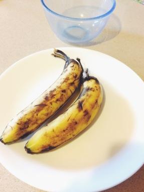 Bananen. Zu schade zum Wegwerfen