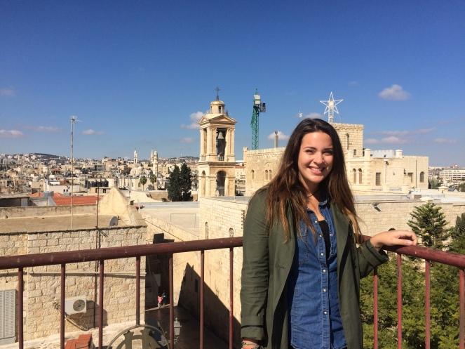 Rooftop Bethlehem