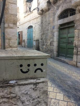 """""""Calle de Estrellas"""" in Bethlehem"""