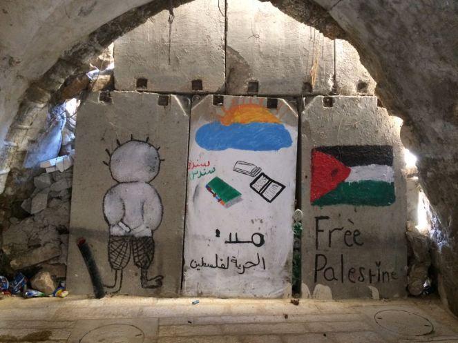 Altstadt Hebron, West Bank