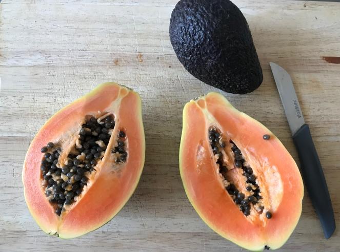 """Schöne reife Papaya von """"Soul Fruit"""""""